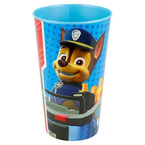 Pour verre 350 ml. Paw Patrol Colours