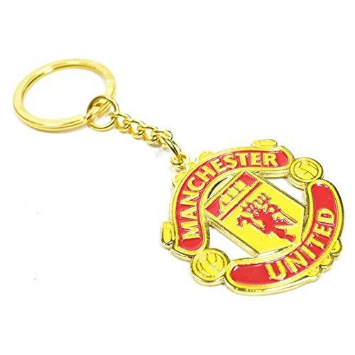 Manchester United FC Oficial - Llavero con escudo (Modelo...