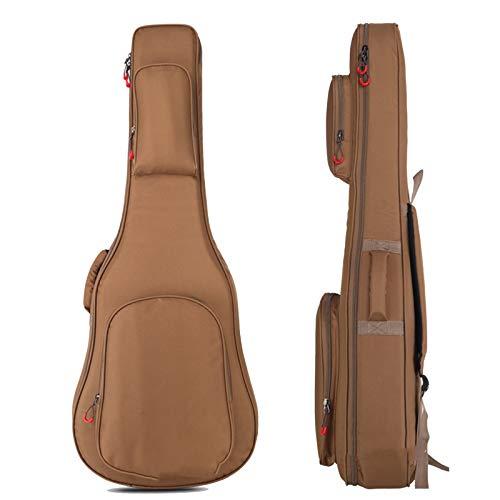 NgMik 36/39/40/41 Pulgada Bolsa De Guitarra Acústica Gruesa...
