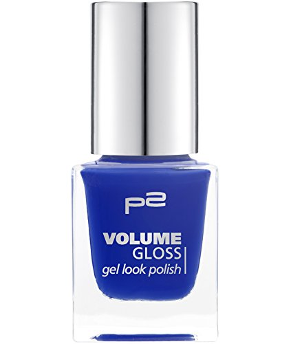 p2 cosmetics Volume Gloss Gel Look Polish 490, 3er Pack (3 x 12 ml)