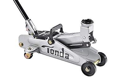 TONDA Floor Jack, 2 Ton Hydraulic Trolley Car Jack, Work for Sedan and Coupe