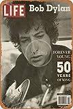 NOT Bob Dylan Blechschild Retro Blech Metall Schilder