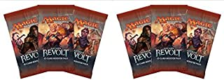6 (Six) Packs - Magic: the Gathering - MTG: Aether Revolt Booster Packs