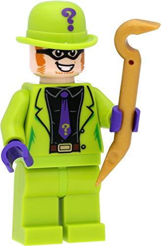 LEGO Super Heroes The Riddler (E. Nygma) - Figura decorativa con palanca