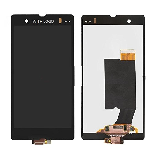 Sirius Touch Screen LCD Replacement Digitizer Assembly for Sony Xperia Z (Black)