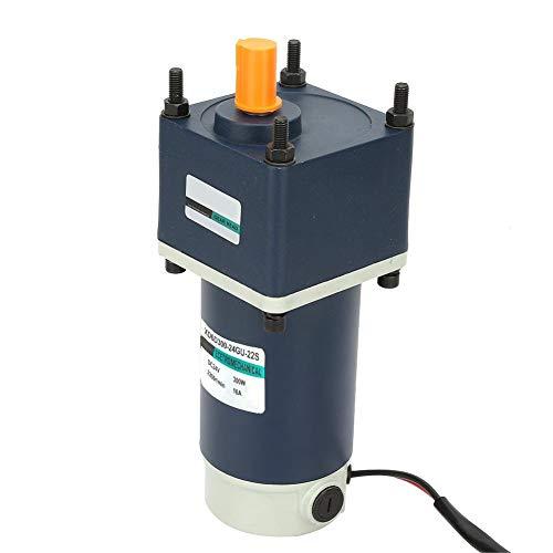 Reducción de velocidad del eje de 15 mm Motor de CC Reducción del motor Motor eléctrico Motor eléctrico 24V 300W Alta(150RPM)