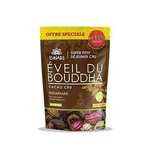 Iswari Éveil du Bouddha Cacao Cru 360g
