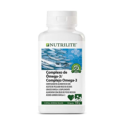 Complejo Omega 3 de NUTRILITE SIN ACETONAS