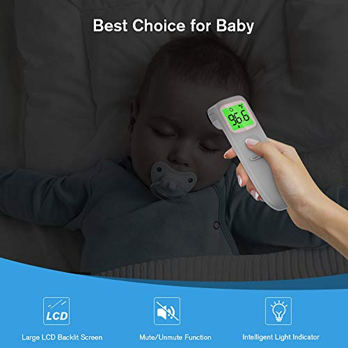 Forehead Touchless Thermometer