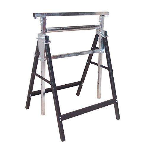 DEMA Stahl Multi Klapp- und Rollenbock