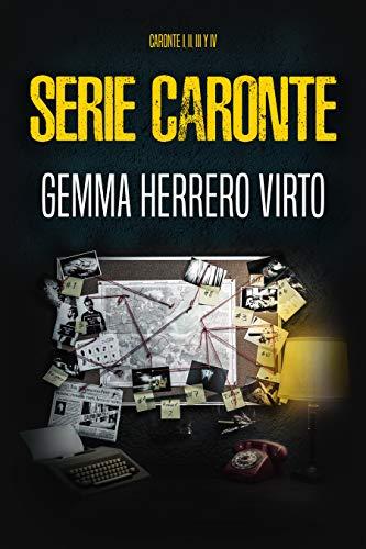 Serie Caronte: Cuatro apasionantes novelas policíacas que te atraparán desde la primera página