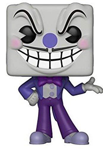 Funko Pop!- Games: Cuphead King Dice Figura de Vinilo, Multicolor (26968)
