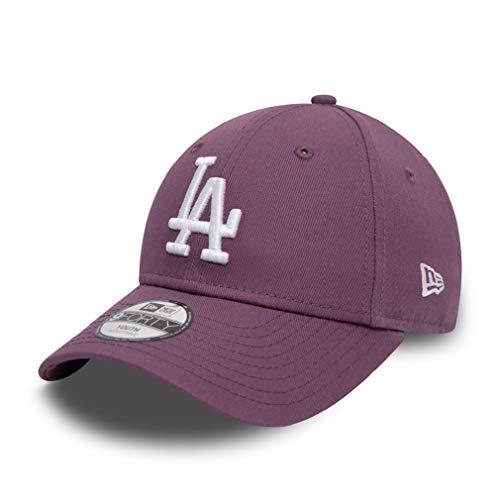 New Era Los Angeles Dodgers Cap New Era MLB Kinder Kappe Verstellbar Baseball Cap Lila - Child