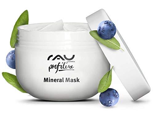 RAU Mineral Mask 200 ml PROFILINE - Gesichtsmaske mit Zink und Rügener Heilkreide bei unreiner Haut und Mitessern
