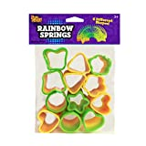 The System Sellers Mini Rainbow Springs, 12 Count
