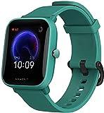 """Amazfit Bip U Smartwatch Orologio Intelligente Fitness Schermo AMOLED da 1,43"""" Impermeabile 5 ATM , 60 Modalità di Allenamento, Contapassi, Monitor del Sonno per Sport, Uomo, Donna (Verde) )"""