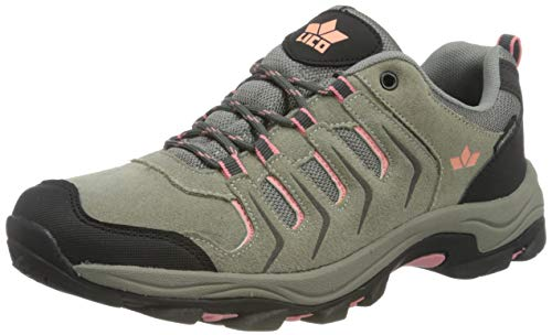 Lico Outdoor- & Trekkingschuh Damen Outdoor- & Trekkingschuh, Grau/ Rosa, 42 EU
