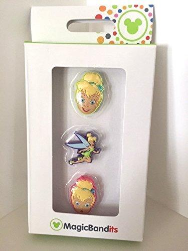 Disney Parques Tinker Bell magicbandits Juego de 3Magia Banda Bandidos–Angry, Happy, Flying