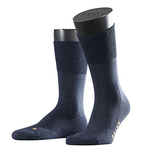 Falke Sport Spirit Unisex Socken Run 3er Pack, 42/43;Farbe:navyblue melange
