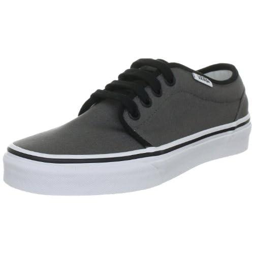 Vans V99ZPBQ, Sneaker uomo, Grigio (Grau/Pewter/Black), 35