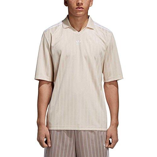 adidas Football Jersey, Hombre, Color Lino, Talla S