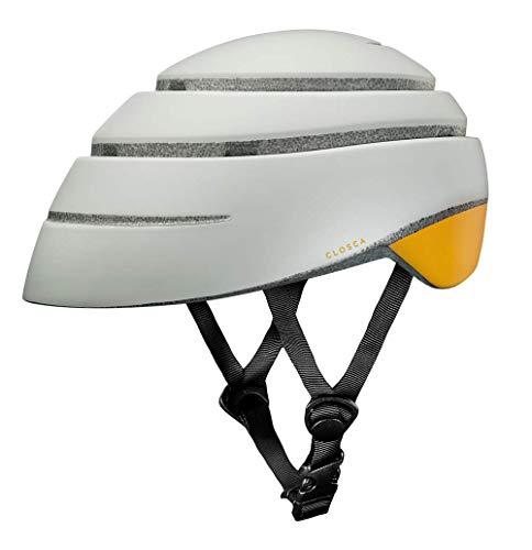 Closca Casco de Bicicleta para Adulto, Plegable Helmet Loop. Casco de Bici y...