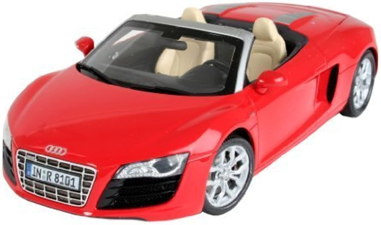 compras online de deportes Revell 1 24 Scale 07094 Audi R8 R8 R8 Spyder Vehicle Model by Mattel  los últimos modelos