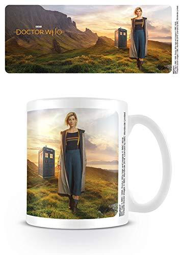Doctor Who MG25217 Kaffeebecher, Mehrfarbig