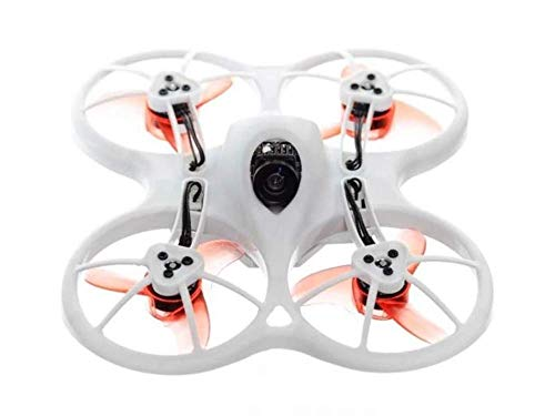 EMAX Tinyhawk Brushless Micro Indoor Racing Drone Whoop 75mm BNF FRSKY Ready to Fly FPV Beginners Durable Inverted Motors Full Acro Level Horizon Mode