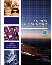 Student Lab Notebook 100 Top Bound duplicate pages (1999 publication)