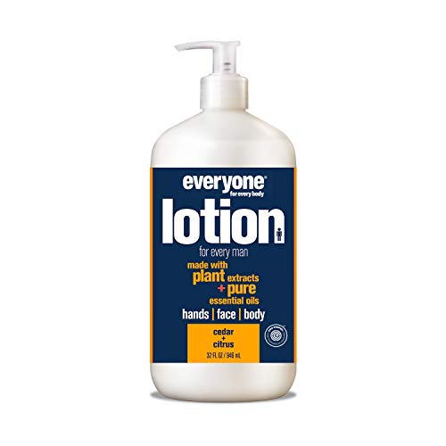 Lotion for Every Man, Cedar and Citrus, 32 Fl Oz (1 Count)