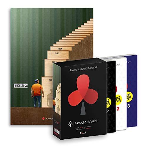 BOX GERAÇÃO DE VALOR - ESCADA: (volumes 1, 2, 3 + pôster exclusivo escada)