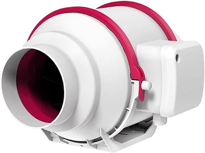 Extractor De Aire, Ventilador De Conducto, Potente Ventilador De Escape Silencioso, Cocina, Taller Doméstico, Ventilador De Ventilación, Ventilador Multifuncional, Extractor De Humos ( Size : 4in )