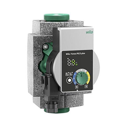 Preisvergleich Produktbild Wilo-Yonos PICO plus 25 / 1-6,  Hocheffiziente Heizungspumpe,  Nassläufer-Umwälzpumpe,  Baulänge 180mm