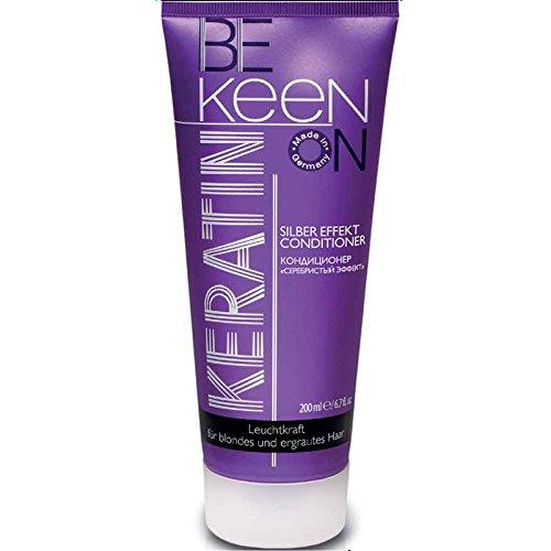 KEEN Keratin Silber Effekt Conditioner 200 ml