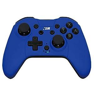ニンテンドースイッチ/スイッチLite対応ワイヤレスコントローラー『コンパクト無線コントローラーSW(ブルー)』 - Switch