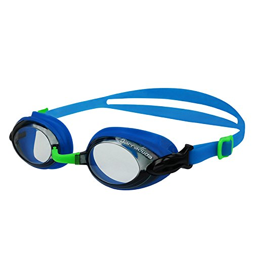 bbd08c391df0 Dr.B Optical Swim Goggles BARRACUDA RX with 3 Nose Pieces