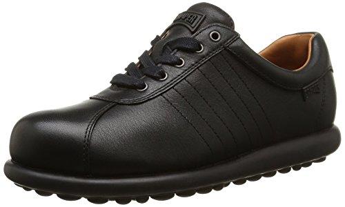 Camper Pelotas Ariel, Zapatos de cordones para mujer, Negro (Black), 38 EU