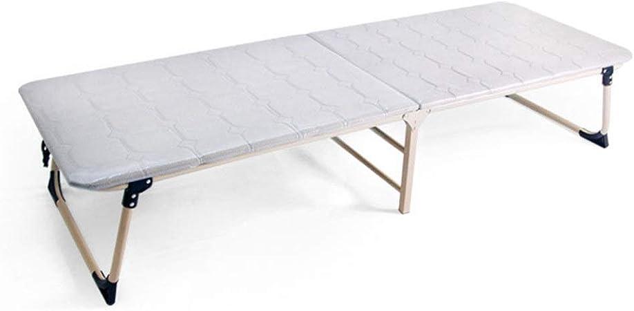 Cama plegable Colchón plegable de una sola cama plegable ...