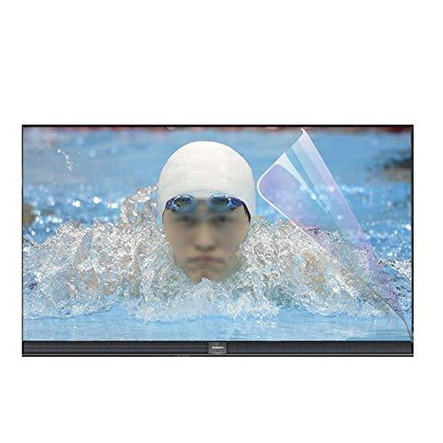 GFSD Filtro de Pantalla Antideslumbrante para Monitor de TV 32-75 Pulgadas, Reducir La Fatiga Ocular Prevenir La Miopía, Amplia Personalización (Color : Matte Version, Size : 49 Inch 1075 * 604mm)