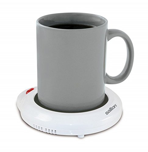 Salton SMW12 Coffee Mug & Tea Cup/Mug Warmer, 1, White