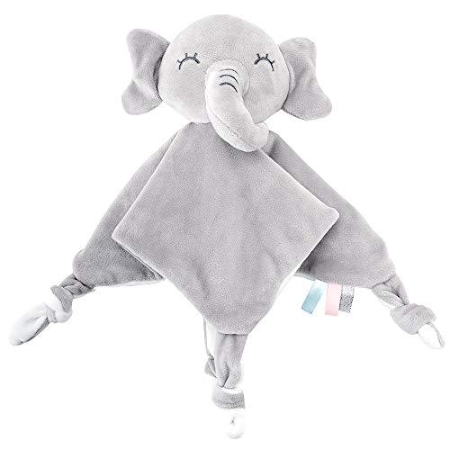 Lekebaby Elephant Baby Comforter