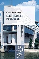 Les finances publiques de Frank Mordacq