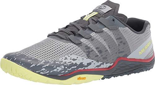 Merrell Trail Glove 5, Zapatillas Deportivas para Interior para Hombre, Gris (High Rise), 43 EU