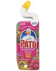 PATO® - WC Power geur Berry Magic, vlekverwijderaar voor toilet, 750 ml