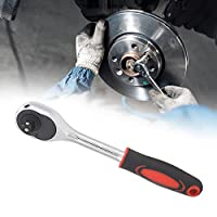 コンビネーションレンチ、24歯3/8インチポータブルラチェットレンチリバーシブル、電気技師用、メンテナンス用修理用