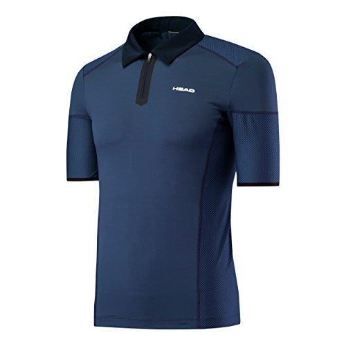 HeadPERFORMANCE - Camiseta de Deporte - Blue