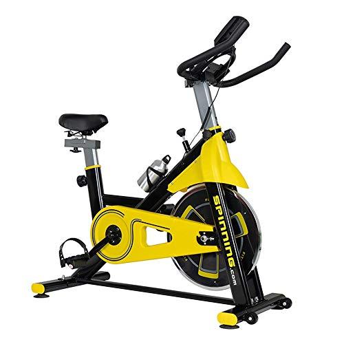 Yingm Fitness en Cualquier Momento Spinning muda de Bicicleta de Ejercicios de Bicicleta de Ejercicios Cubierta Principal Equipo de la Aptitud Práctica Bicicleta Estática