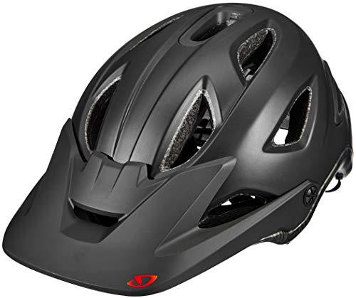 Giro Montaro MIPS Casco de Bicicleta Dirt, Hombre, Negro Mate hipnotic, S (51-55cm)