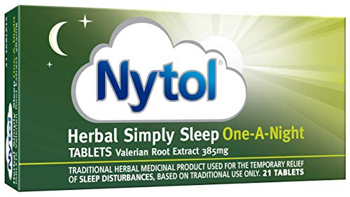 Nytol Herbal Simply Sleep One A Night Tablets for sleeping